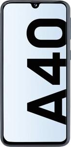 Samsung Galaxy A40 Smartphone schwarz