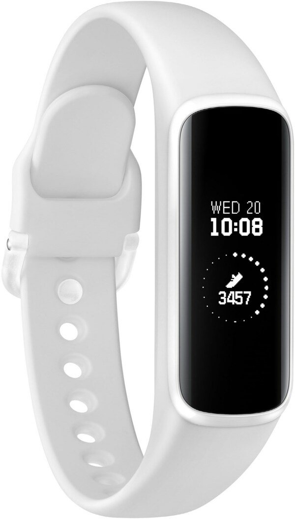 Samsung Galaxy Fit e Activity Tracker weiß