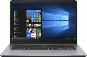 Asus Notebook F505ZA-EJ468T, 15,6 Zoll ,  Display, Ryzen¿ 7 Prozessor, 8 GB RAM, 256 GB SSD, 1 TB HDD, Radeon¿ RX Vega 10, Matt Dark Grey