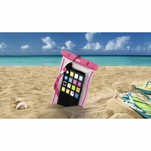 Hama Outdoortasche Playa für Smartphones ,  Größe XXl, pink