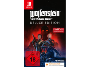 Wolfenstein Youngblood - Deluxe Edition - Nintendo Switch