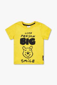 Winnie Puuh - Baby-Kurzarmshirt - Bio-Baumwolle