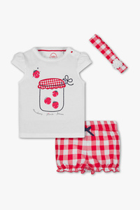 Baby Club         Baby-Outfit - 3 teilig