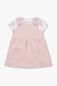 Miffy - Baby-Outfit - 2 teilig