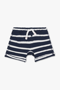 Baby Club         Baby-Shorts - gestreift