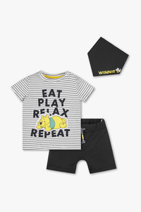 Disney - Baby-Outfit - 3 teilig