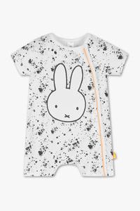 Miffy - Baby-Schlafanzug - Bio-Baumwolle