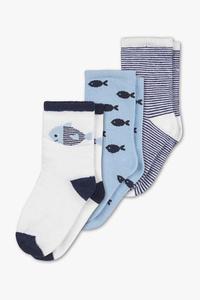 Baby Club         Baby-Socken - 3 Paar