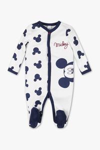 Micky Maus - Baby-Schlafanzug