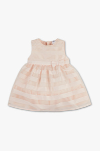 Baby Club         Baby-Kleid - gestreift
