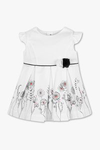 Baby Club         Baby-Kleid - Glanz Effekt