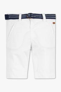 Palomino         Shorts mit Gürtel