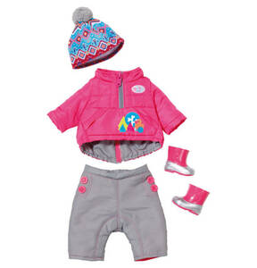 """BABY born®             Outfit """"Play&Fun - Deluxe Winter Set"""""""