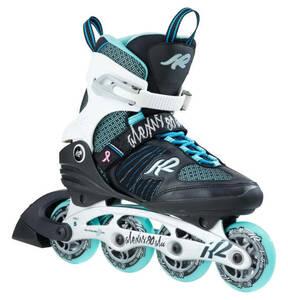 "K2             Inline Skates ""ALEXIS 80 ALU WOMEN"""