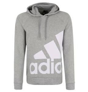 adidas             Hoodie, Label-Print, Raglanärmel, Sweat, weiche Innenseite, für Herren
