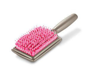 Haarbürste mit Microfaserborsten