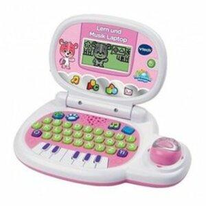 VTech - Lern- und Musik-Laptop, pink