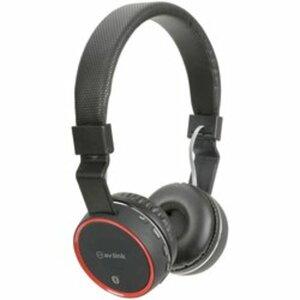 av.link - Wireless Bluetooth Kopfhörer, schwarz