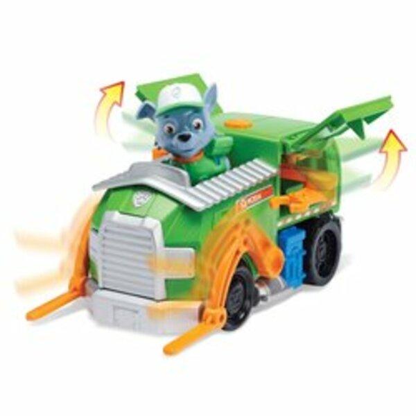 Rocky S Recycling Truck Paw Patrol