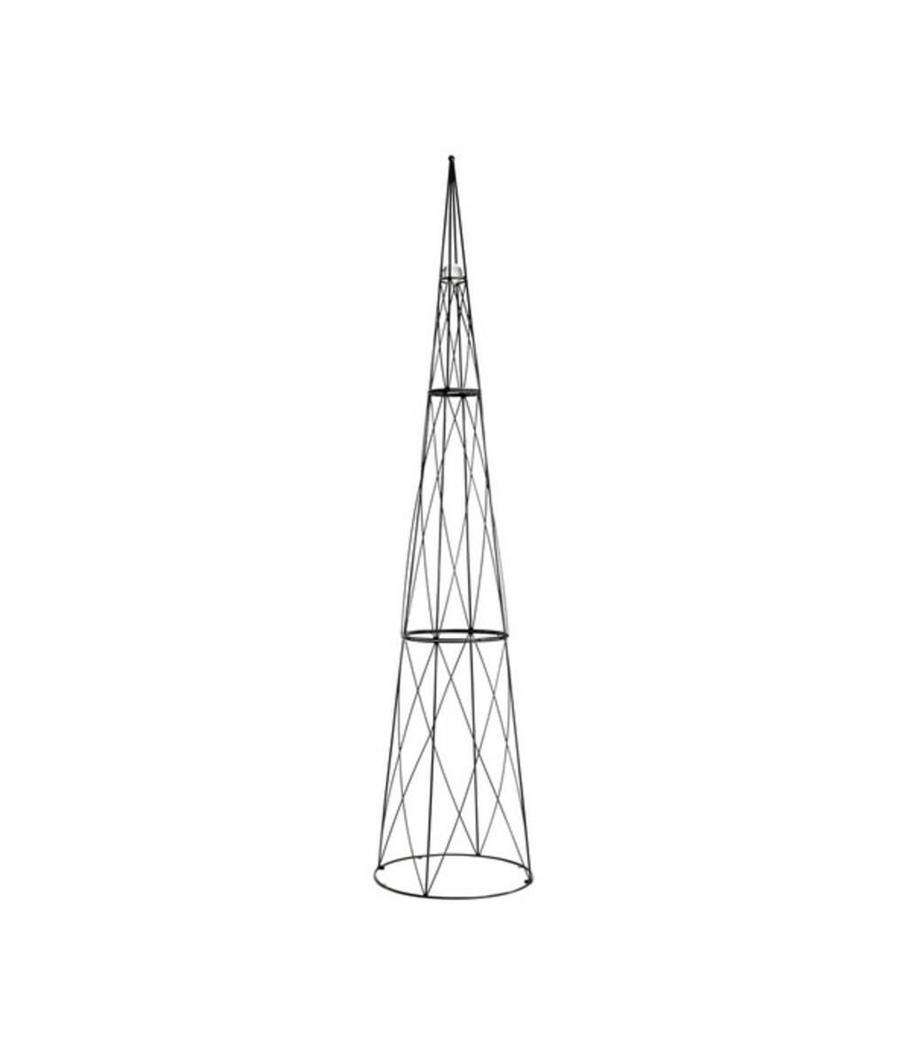 Bild 1 von Rankhilfe Obelisk mit Glaskugel, 2,7 m