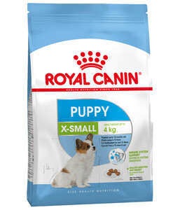 Royal Canin Trockenfutter X-Small Puppy