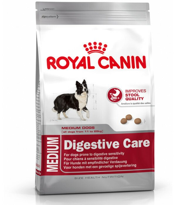 Royal Canin Trockenfutter Digestive Care Medium