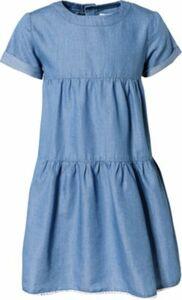 Kinder Jeanskleid NMFALISY blue denim Gr. 104 Mädchen Kleinkinder