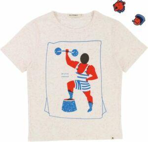 T-Shirt offwhite Gr. 116 Jungen Kinder