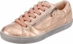 Sneakers TREASURE LOW rosegold Gr. 38 Mädchen Kinder