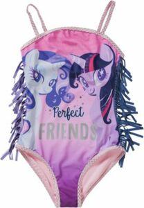 My little Pony Kinder Badeanzug pink Gr. 116 Mädchen Kinder