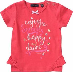 Baby T-Shirt rot Gr. 62 Mädchen Baby