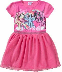 My little Pony Kinder Kleid pink Gr. 128/134 Mädchen Kinder