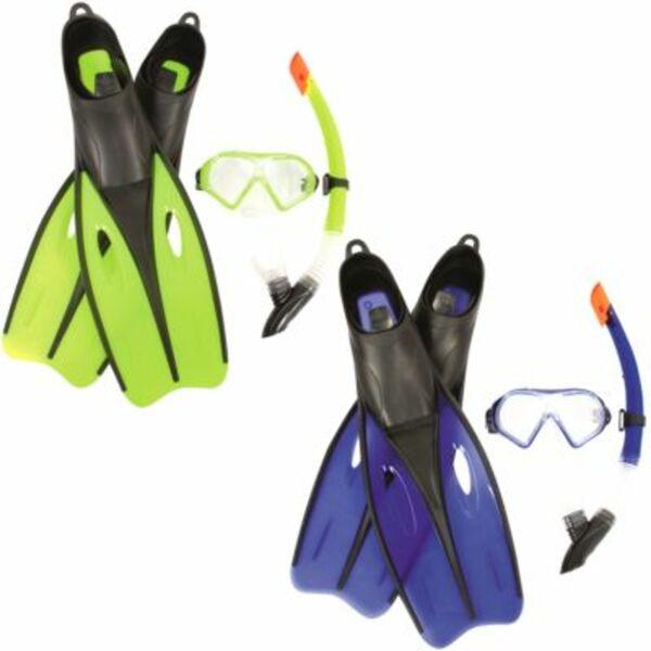 HYDRO-PRO Tauchset Dream Diver, Größe 42-44, sortiert
