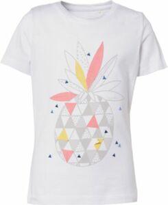 T-Shirt weiß Gr. 104/110 Mädchen Kleinkinder