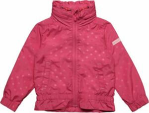 Übergangsjacke pink Gr. 116/122 Mädchen Kinder