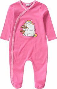 Pummeleinhorn Baby Strampler pink Gr. 98 Mädchen Kleinkinder