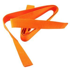 Kampfsportgürtel 3m orange