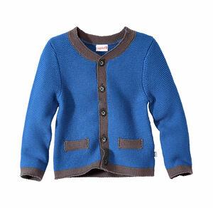Liegelind Baby-Jungen-Trachten-Strickjacke mit hübscher Knopfleiste