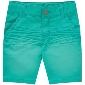 Jungen Shorts mit Faltenwaschung