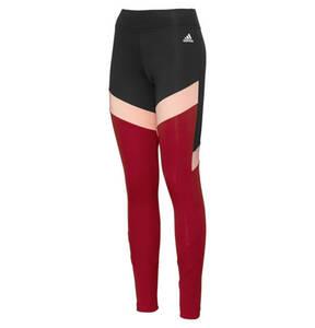 adidas             Leggings, mehrfarbig, Logo, für Damen