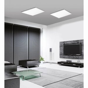 LeuchtenDirekt LED-Deckenleuchte   Flat CCT