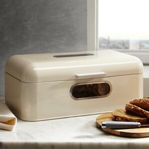 Echtwerk Brotbox Retro mit Sichtfenster