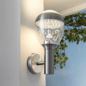 Globo LED-Außenwandleuchte   Callisto