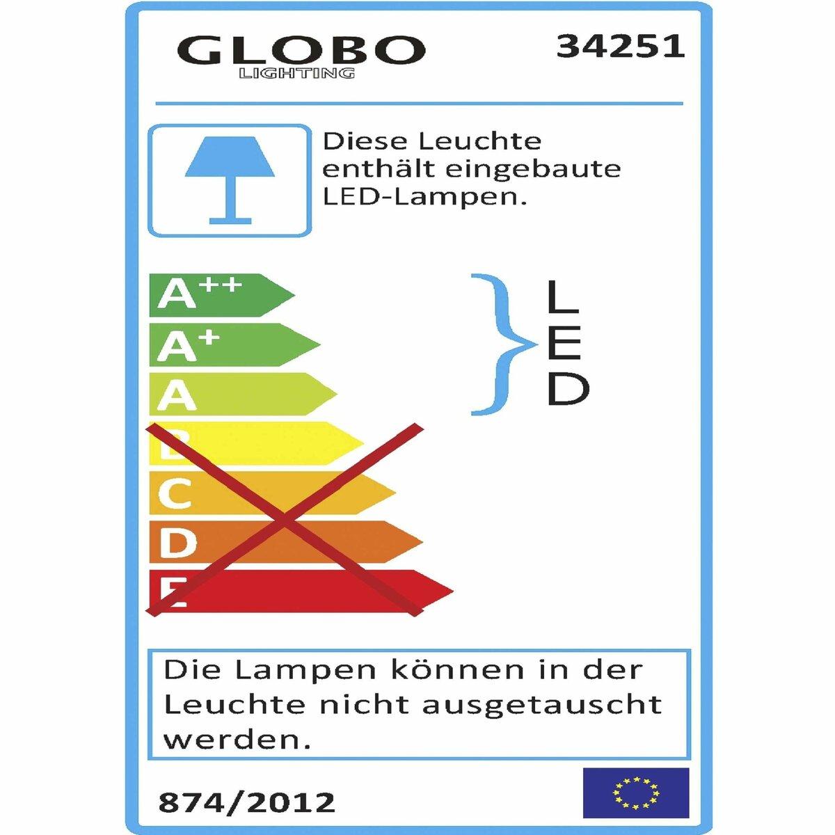Bild 5 von Globo LED-Außensockelleuchte   Callisto