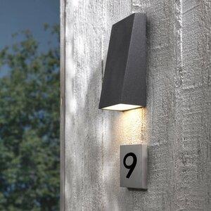 Brilliant LED-Außenwandleuchte   Tivana