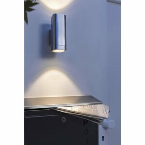 DesignLive LED-Außenwandleuchte   Buckau
