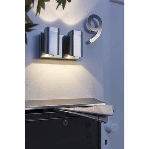 DesignLive LED-Außenwandleuchte   Chamb