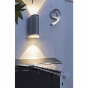 DesignLive LED-Außenwandleuchte   Dalke