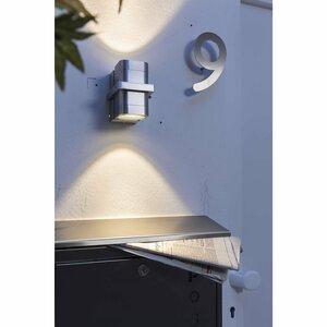 DesignLive LED-Außenwandleuchte   Brenz