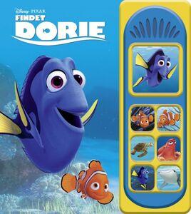 7-Button Soundbuch - Findet Dorie
